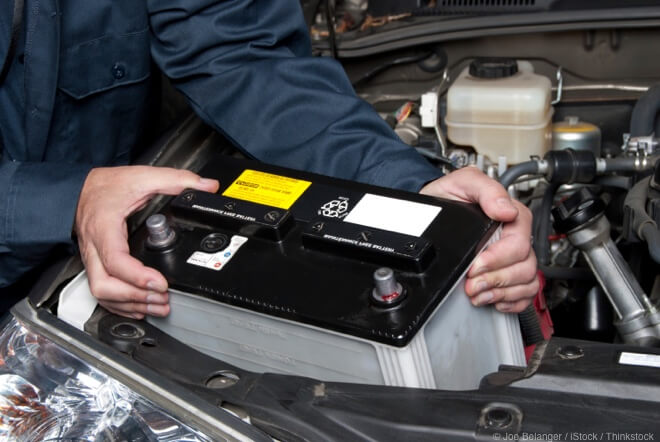 Know when to replace your car battery