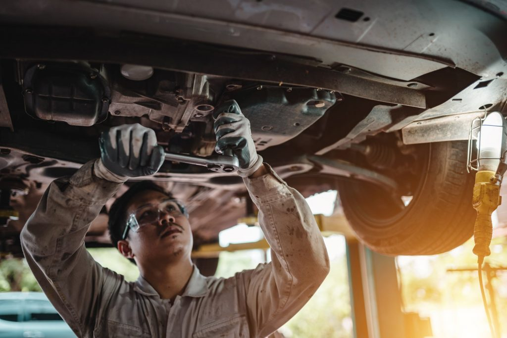 How to avoid going to a workshop for car repairs?
