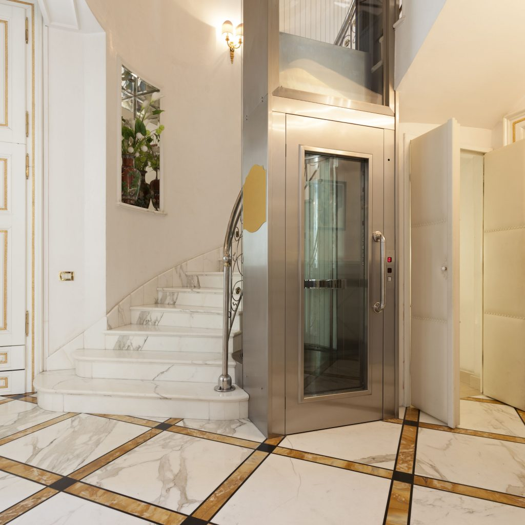 Features of home elevators
